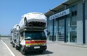 Отправка автомобилей из Владивостока в Корсаков